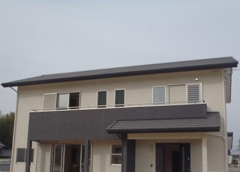 俣賀建設株式会社『家族が楽しく過ごせるひろ~い吹抜けのリビングのある家』