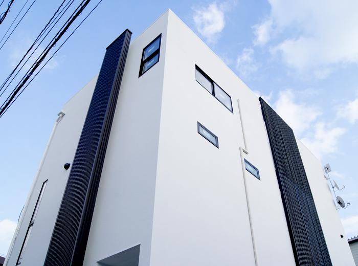 西部建設株式会社 『3階建都市型住宅の提案』