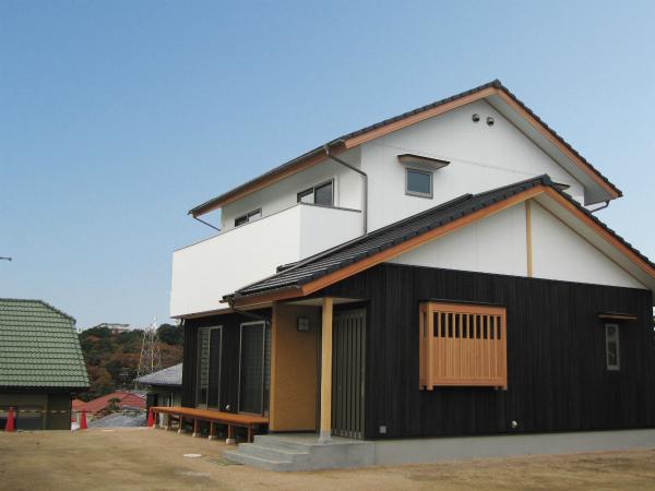 株式会社おかやま住宅工房 『水槽土間のある家』