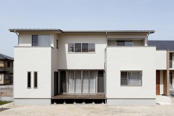 株式会社近藤建設興業 『センターコートのあるゼロエネルギー住宅』