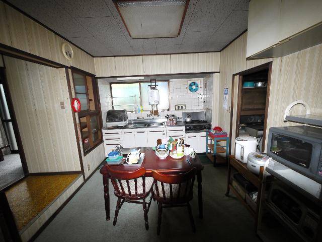 既存キッチン約6畳