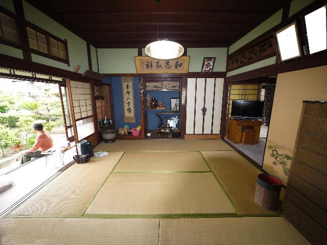 既存和室約8畳・広縁約5畳