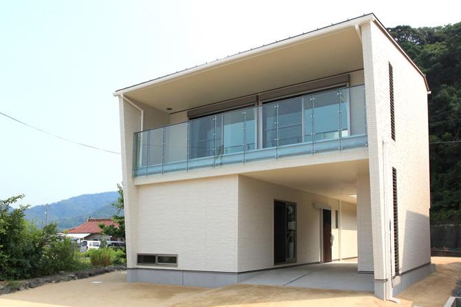 髙山産業株式会社『匠設計!!日本海一面を見渡せる家』