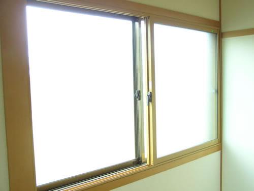 窓(内窓施工・防音・断熱)