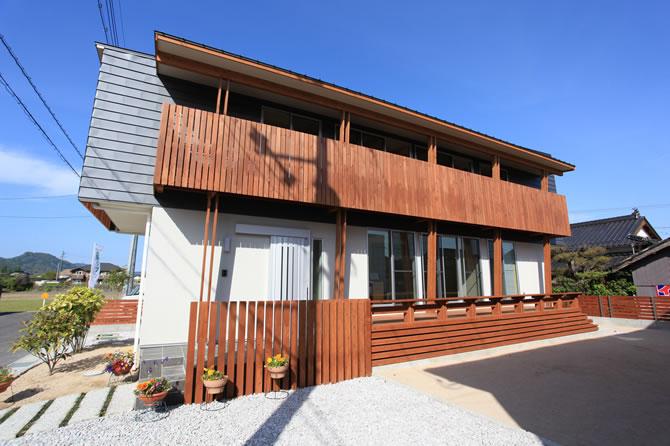 髙山産業株式会社『パッシブデザインで陽と風を味方にする家』