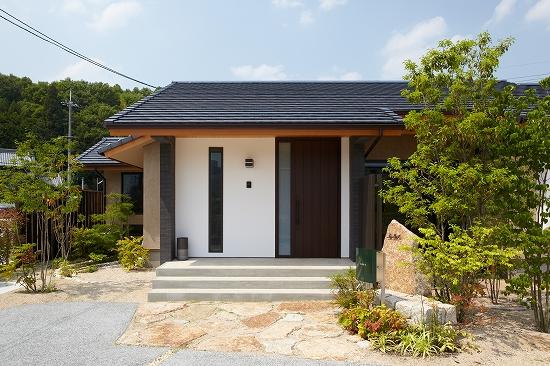 株式会社北屋建設『質朴な平屋の家』