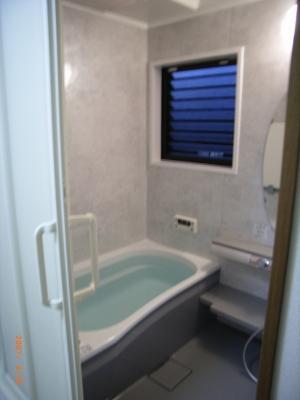 浴室暖房換気扇の導入で季節を問わず 快適入浴!