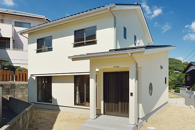 竹田建設株式会社『「暮ら四季の家」ゼロエネルギー住宅』