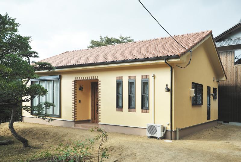 竹田建設株式会社『フレンチスタイルの長期優良住宅』