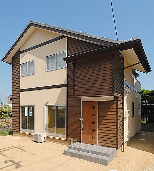竹田建設株式会社『家事と育児を楽しむ「暮ら四季の家」』