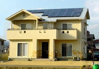 ユーセイ建設株式会社 「オール電化 南欧風スタイルの外張断熱の家」