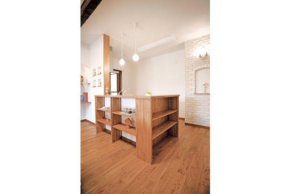 サラサホーム福山株式会社アペル 「わが家はおうちカフェ。自然素材と暮らすゼロエネ住宅」