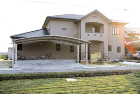 サラサホーム福山株式会社アペル 「ナチュラルスタイルの家」