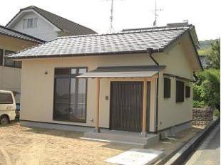 有限会社 中村建設 「1DKの家」