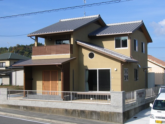 サラサホーム福山株式会社アペル S様邸