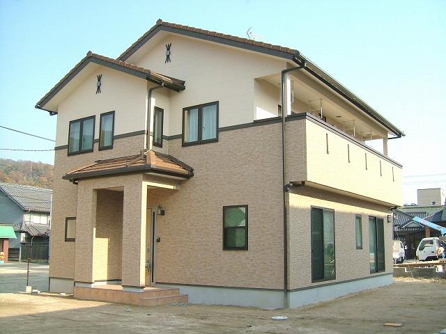 サラサホーム福山株式会社アペル K様邸