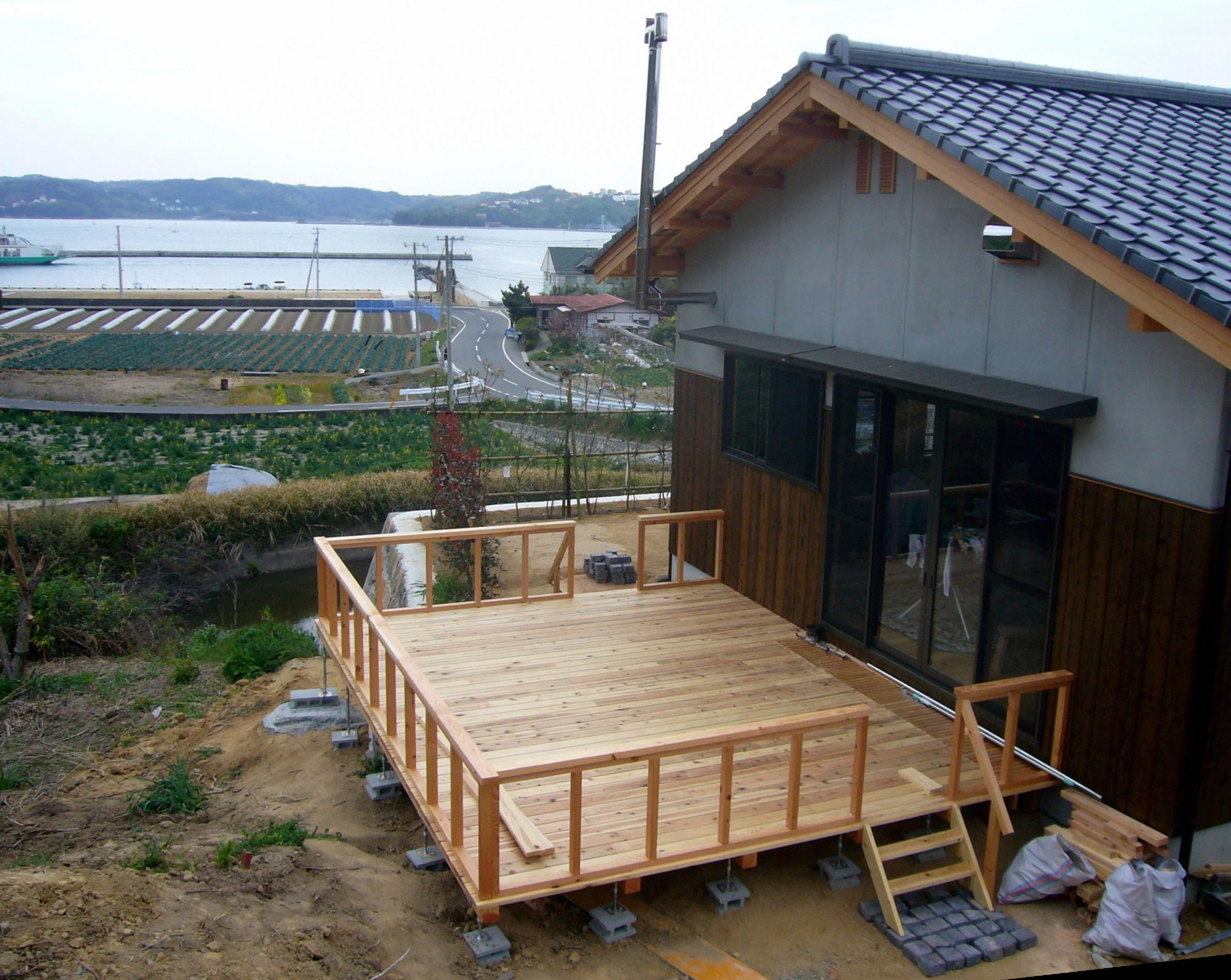 有限会社吉弘建設 『島の別荘』