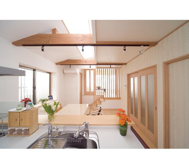 山根木材リモデリング 株式会社 施工例