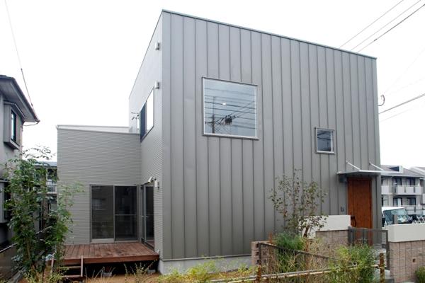 株式会社トータルホーム ZERO-CUBE 『憧れの、箱型シンプルモダン住宅』