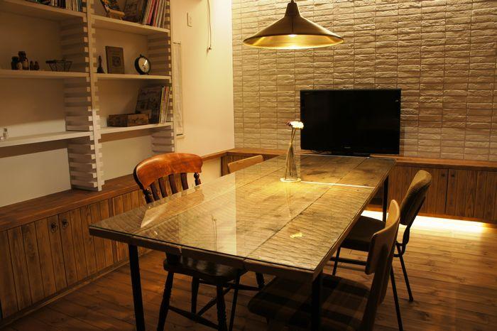 有限会社川西工務店 『カフェのある家づくり』