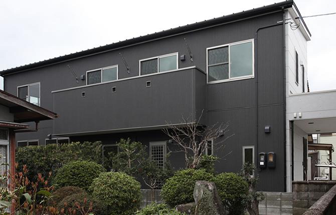 髙山産業株式会社『土地の厳しい条件(狭小部)をクリアした、ご家族みんなが大満足の家』