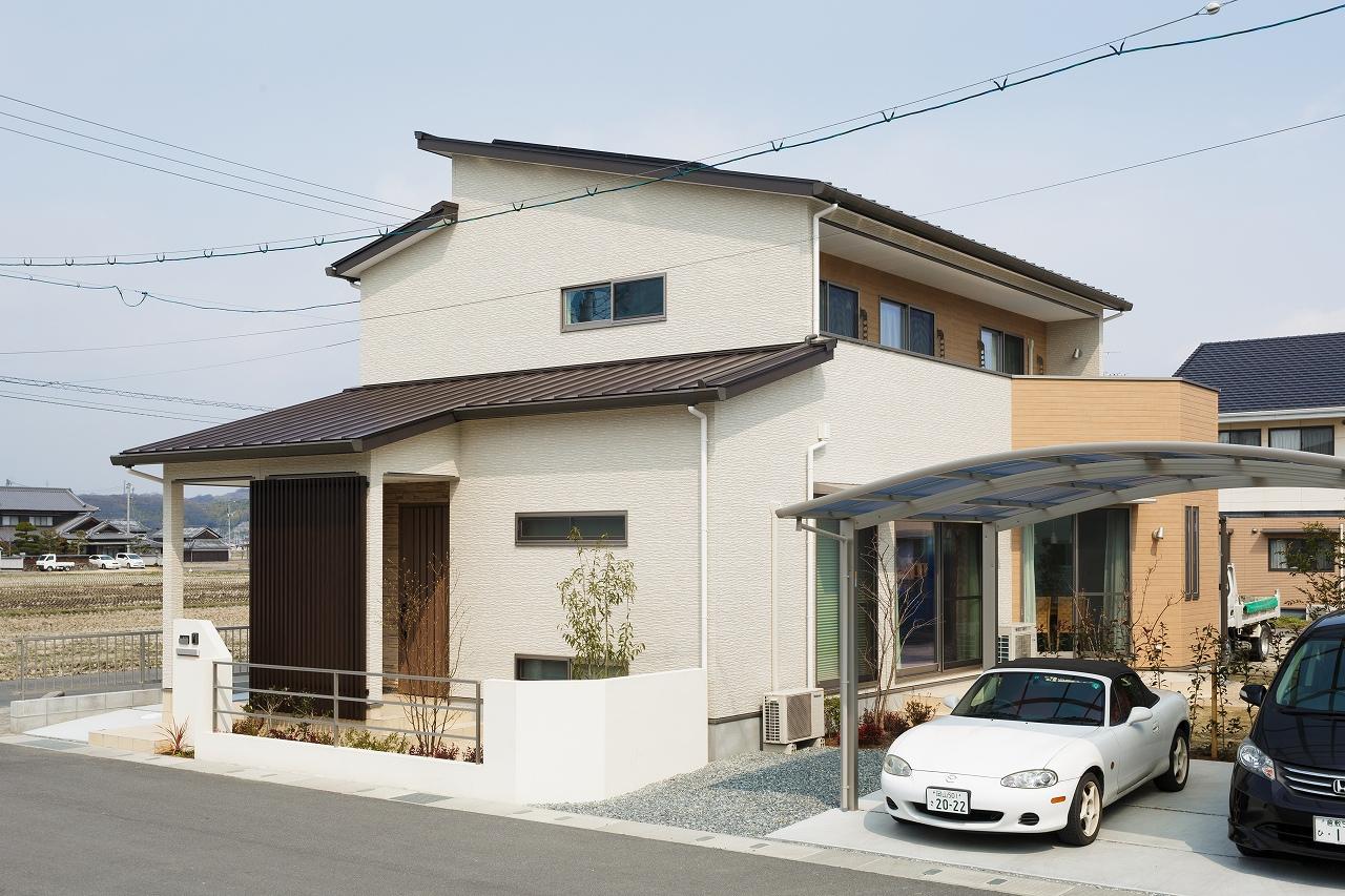 株式会社デザイナーズハウス木屋 『優しい光を呼び込む広々LDKの家』