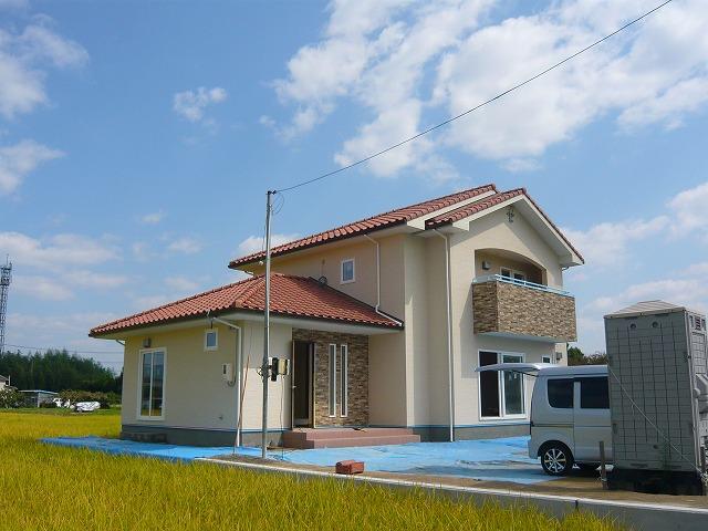 坂本建設工業株式会社 「F様邸」