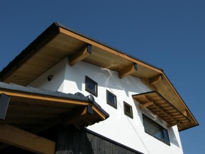 株式会社なんば建築工房『住宅地に佇む中二階の現代蔵』