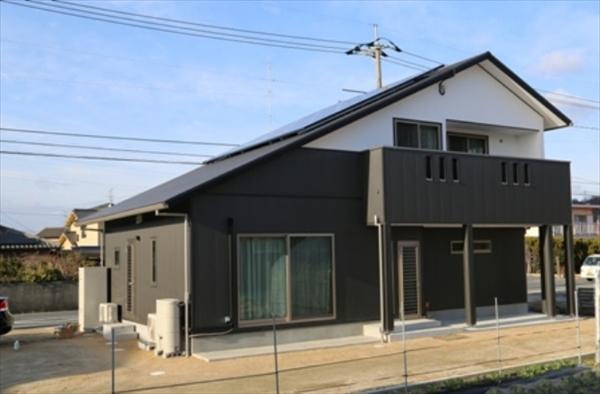 株式会社おかやま住宅工房『通り土間のある暮らし』
