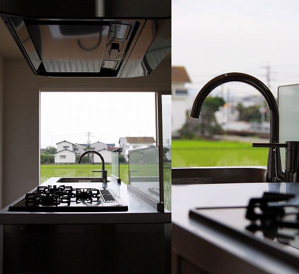 窓から望む景観が室内のくつろぎをより増幅
