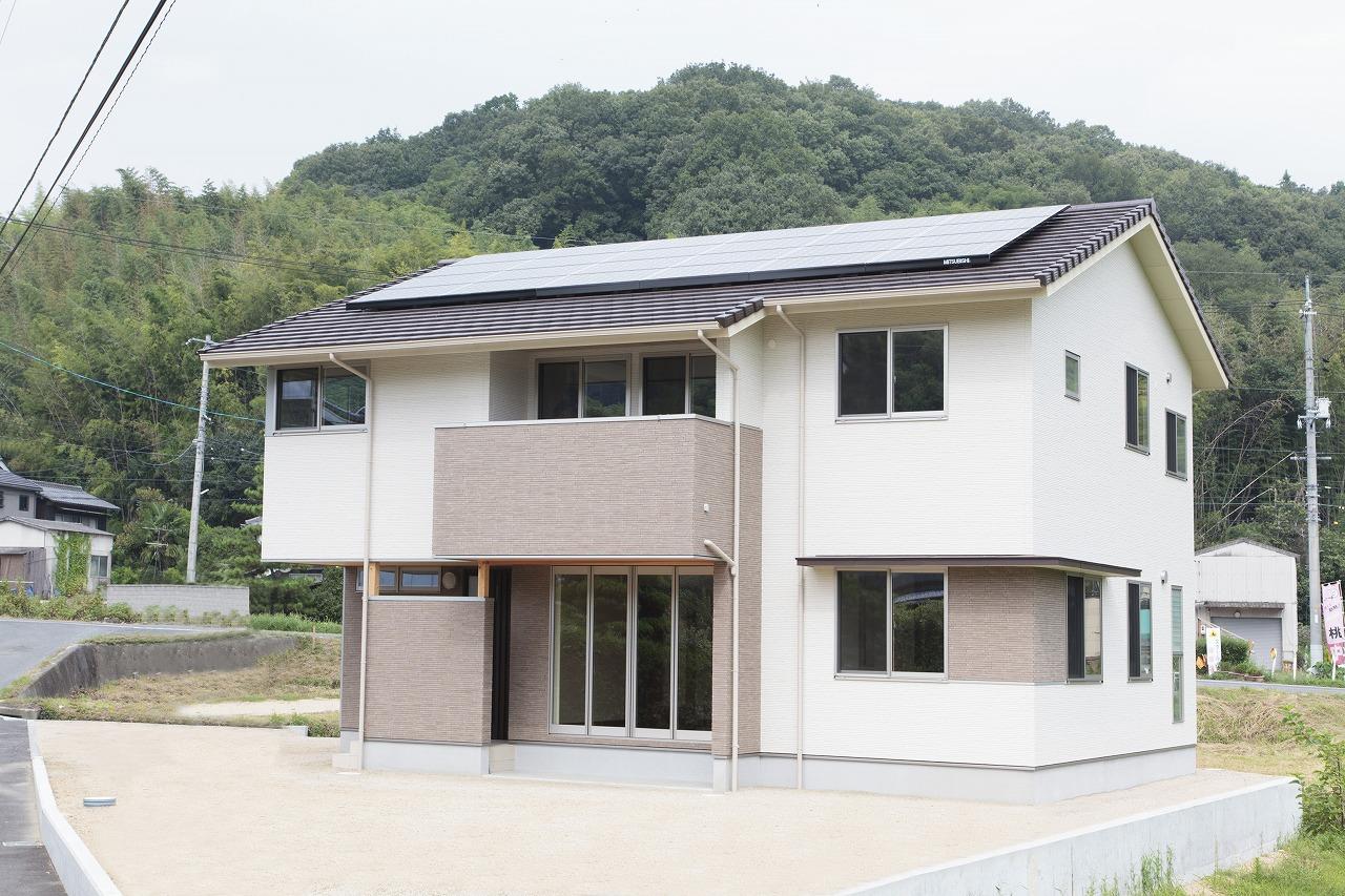 株式会社白井組『自然の光と風が吹き抜ける家』