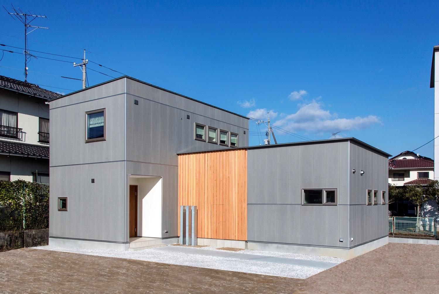 安本建設株式会社『R+house iwakuni モデルハウス』