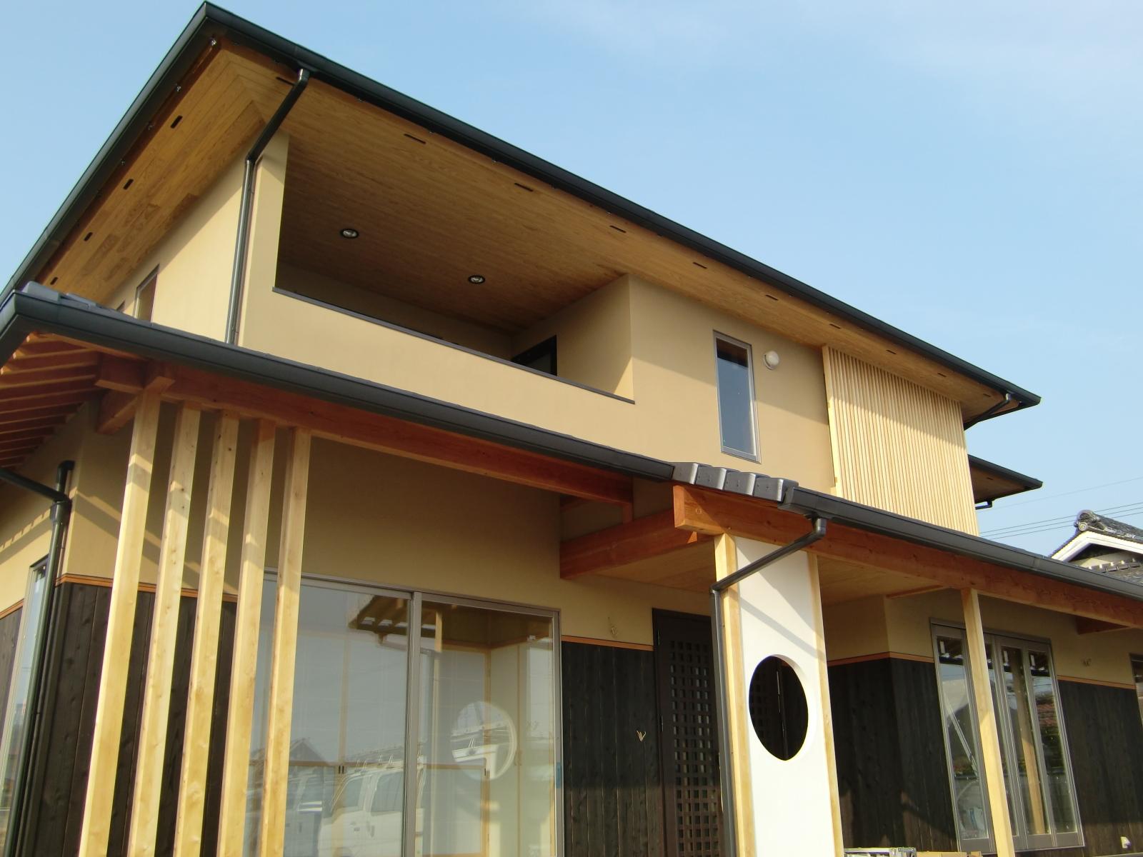 有限会社高島建設『山地の家~落ち着きのある和の邸宅~』