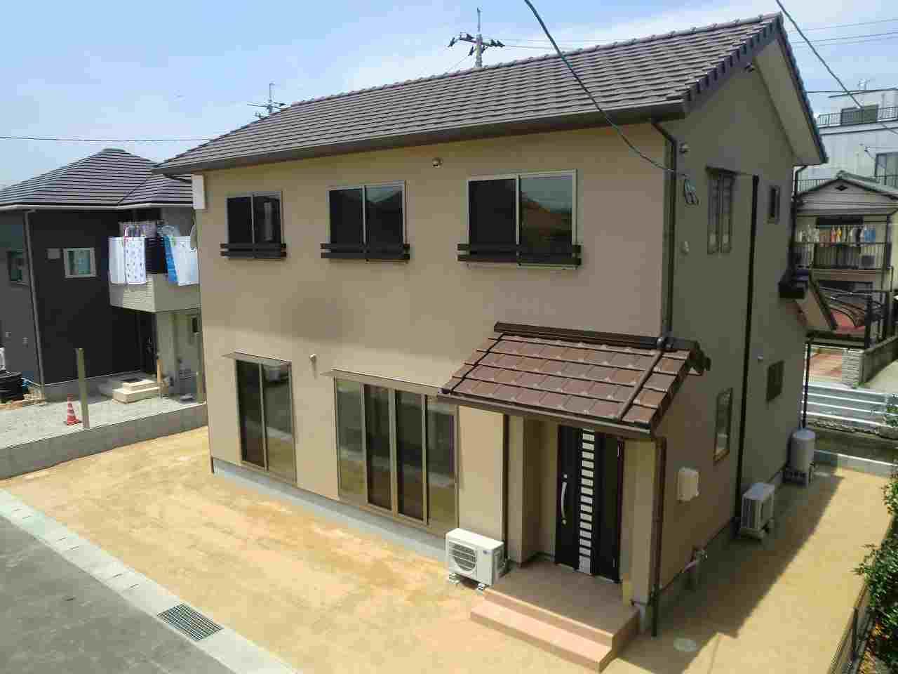 有限会社高島建設『庭瀬の家~子どもと過ごすここちのよい住まい~』