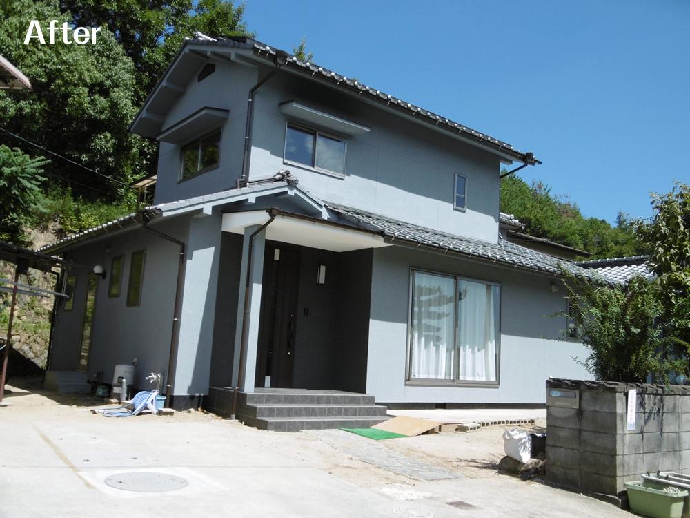 高橋デザイン建築事務所 リフォーム施工例 「T様邸」