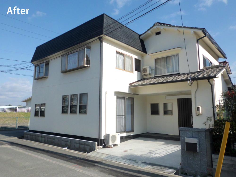 高橋デザイン建築事務所 リフォーム施工例 「F様邸」