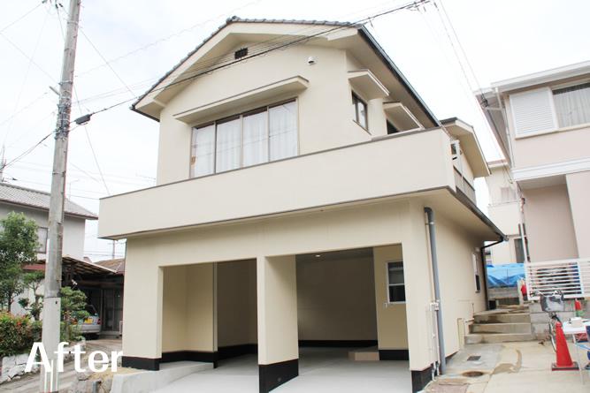 高橋デザイン建築事務所 リフォーム施工例 「A様邸」
