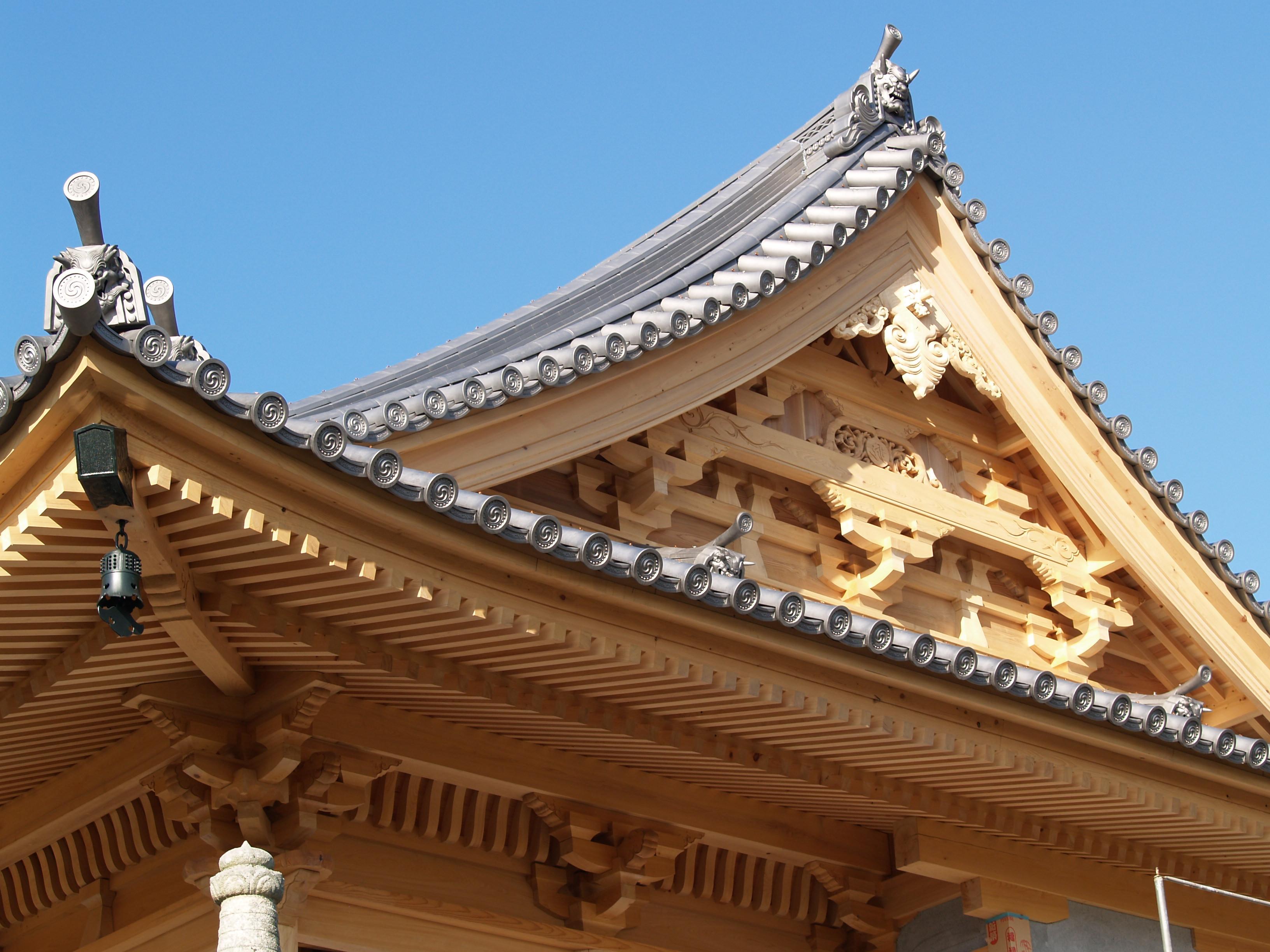 有限会社吉澤建設『寺院建設』