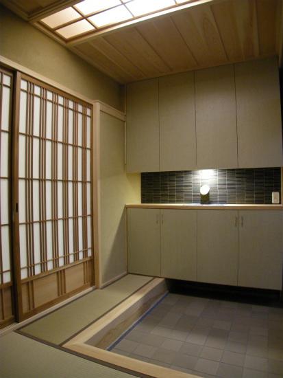 株式会社なんば建築工房『築25年の玄関と和室のリフォーム』