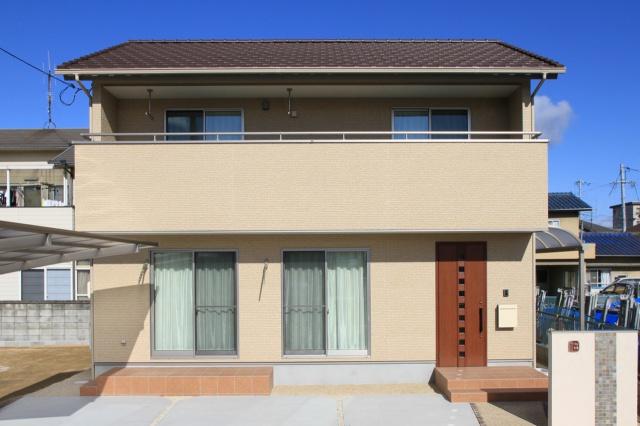サンキョウハウジング 株式会社 「明るい雰囲気のテラスのある家」