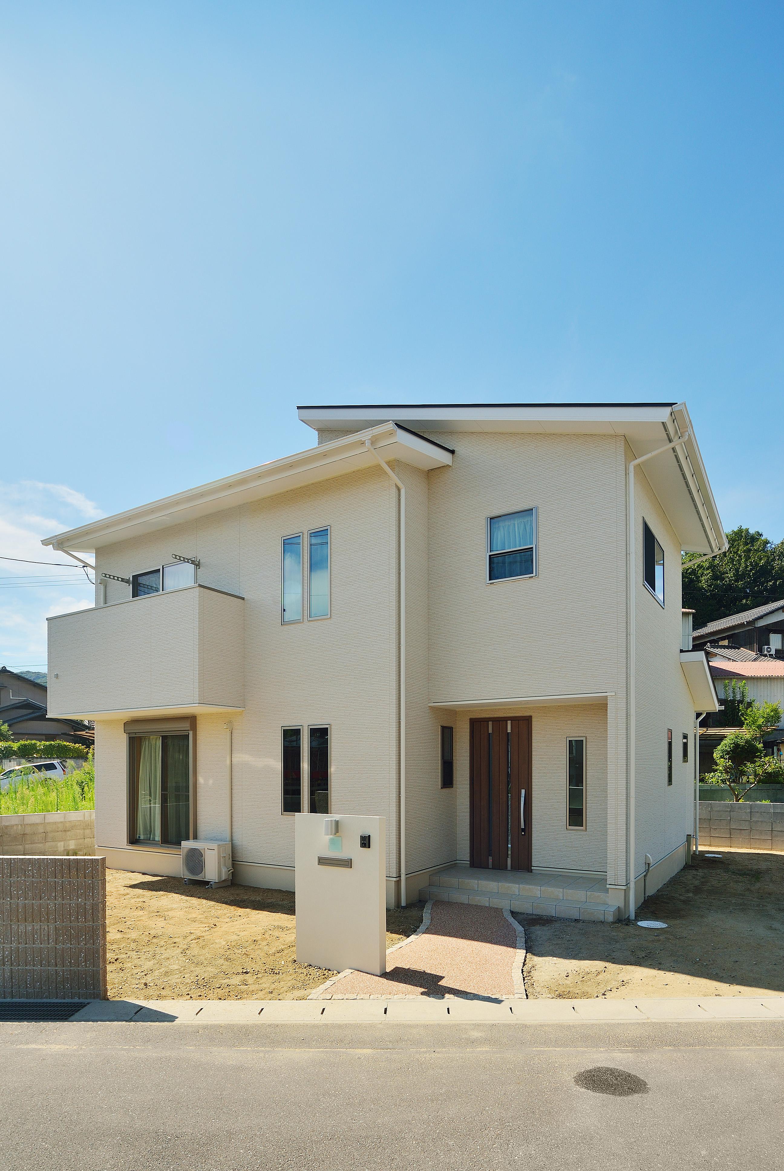 竹田建設株式会社『風を感じるゼロエネルギー住宅(ZEH)』
