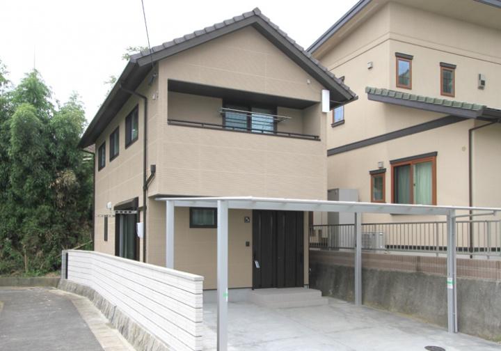 サンキョウハウシング 株式会社 「ムダのないコンパクトな設計、暮らしやすさを追求した住宅」
