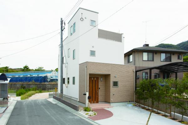 株式会社 ステージ 「屋上庭園のある家」