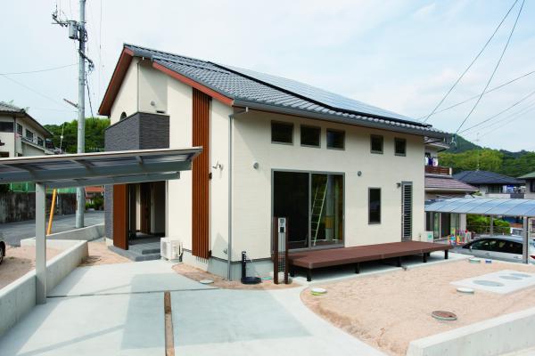 株式会社 ステージ 「 地球と家計にやさしい家 」