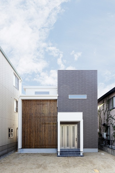 株式会社掛谷建設『若葉町の家 五感で暮らしを愉しむ住まい』