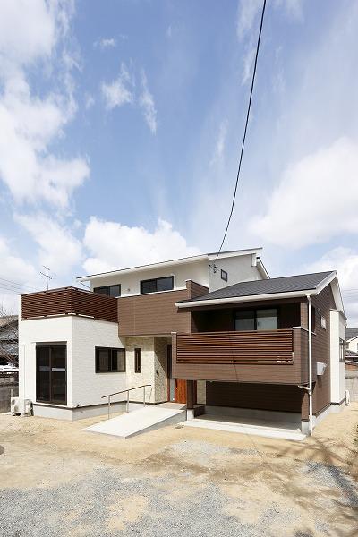 株式会社掛谷建設『平井の家~夢の手触り~』