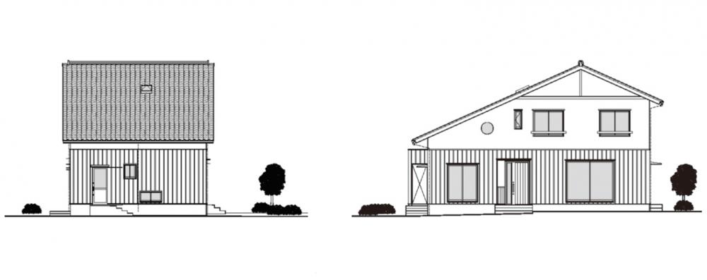 【岡山】10/27・28『大屋根が映える本焼杉の黒と白』完成見学会開催!おかやま住宅工房【完全予約制】