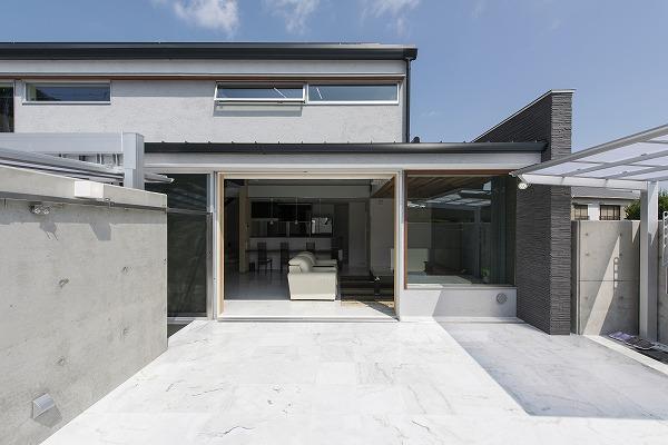 株式会社掛谷建設『中庭のある家』