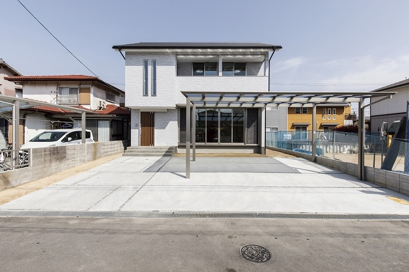 株式会社掛谷建設『高性能とデザインが融合したこだわりの家』