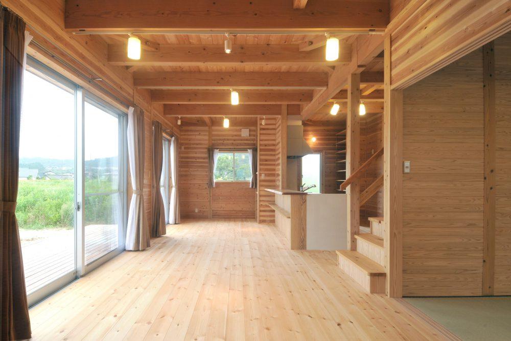 株式会社永見工務店『大自然の木の家』